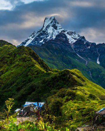 Mardi Himal Trek (11 days)