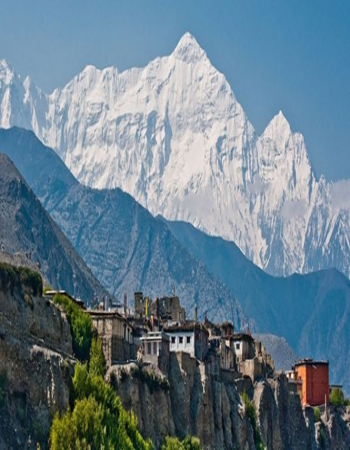 Annapurna Circuit  (15 Days)